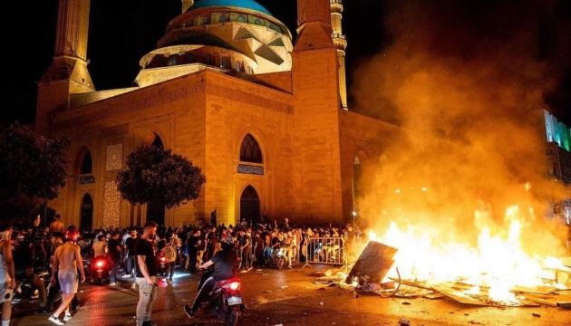 У Лівані знову мітинги: тисячі людей вимагають відставки уряду