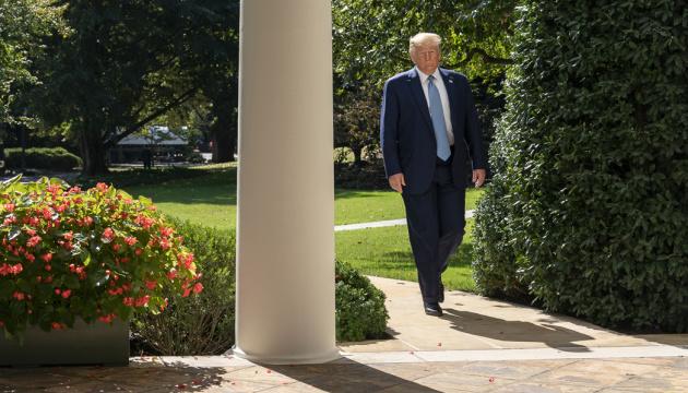 Трамп вкотре прокоментував стенограму розмови із Зеленським
