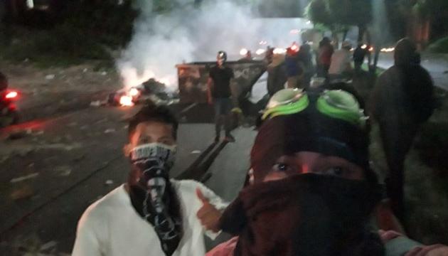 У Гондурасі на антипрезидентські протести вийшли тисячі людей