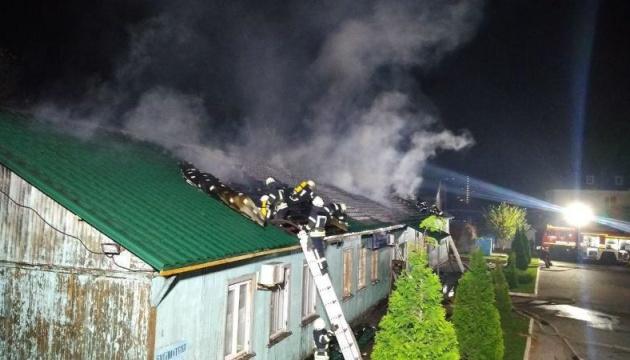 Пожежу в одеському монастирі загасили