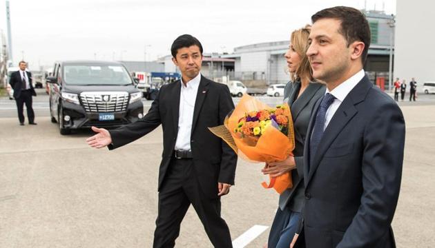 世界の3つの出来事:ゼレンシキー大統領の儀式的訪日、トルドー加首相の勝利、露土首脳会談
