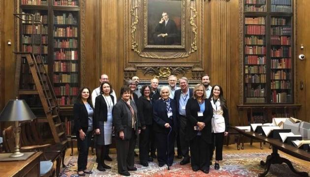 Конференція у Бостоні зібрала українських музейників і бібліотекарів США і Канади
