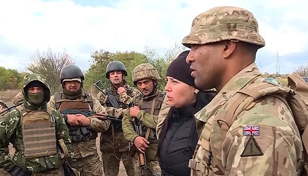 10 тисяч українських військових пройшли курс навчання за стандартами НАТО