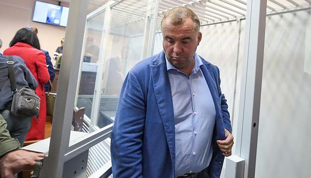 Гладковский вышел из СИЗО под залог в 10 миллионов