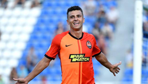 Мораес — лучший бомбардир первого круга футбольного чемпионата Украины