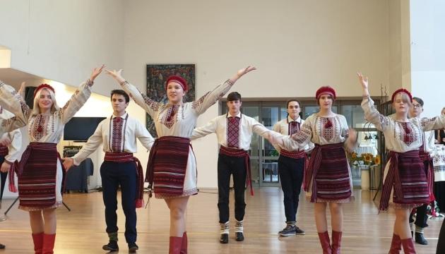 Українське товариство «Калина» в Естонії відзначило своє 10-річчя