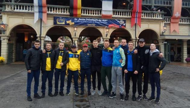 Збірна України з боксу перемогла Німеччину у матчевій зустрічі