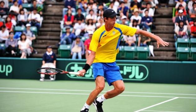 Калениченко зупинився у другому раунді на турнірі АТР у Китаї