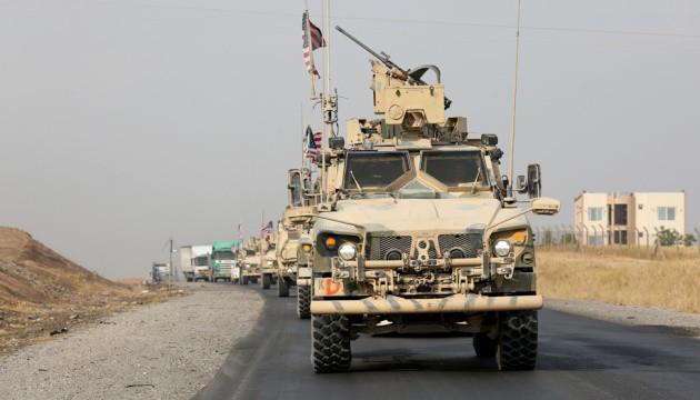 Американцы заблокировали военных РФ, которые ехали к нефтяному месторождению в Сирии