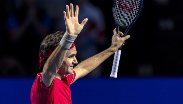 Федерер провел 1500-й матч в карьере