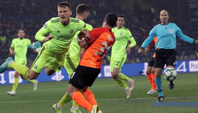Champions League: Schachtar Donezk und Dinamo Zagreb spielen remis