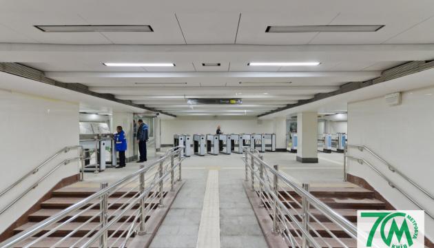 """За кілька днів відкриється оновлена станція метро """"Святошин"""""""