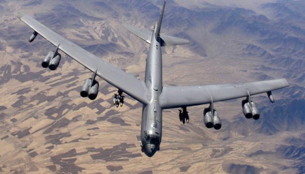 Бомбардувальники США здійснили тренувальний політ над Чорним морем