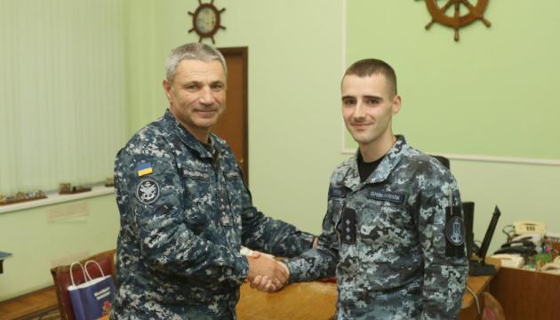 Український морпіх візьме участь у Марафоні морської піхоти США