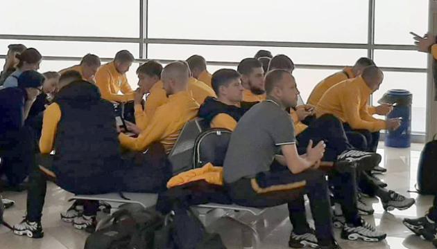 """""""Олександрія"""" не може вилетіти на матч Ліги Європи через туман у Борисполі"""