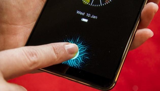 Samsung усунув проблему зі сканером відбитків пальців