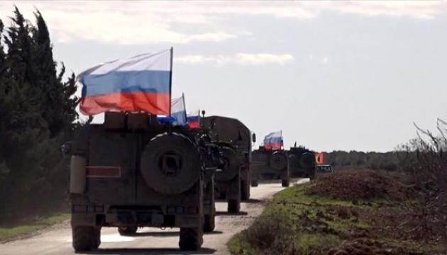 Російська армія увійшла в сирійський Кобані
