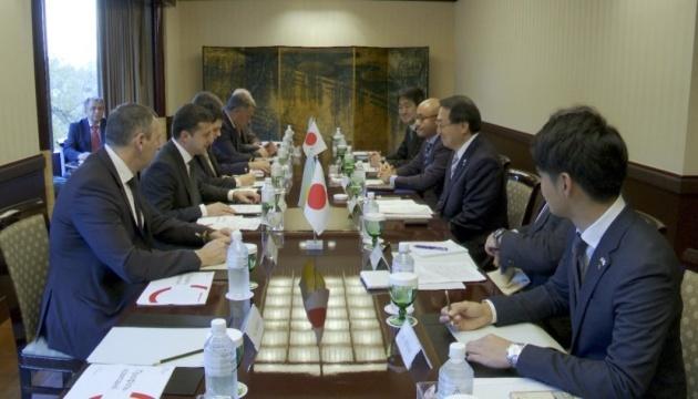 Zelensky invites Japanese Marubeni Corporation to invest in Ukraine