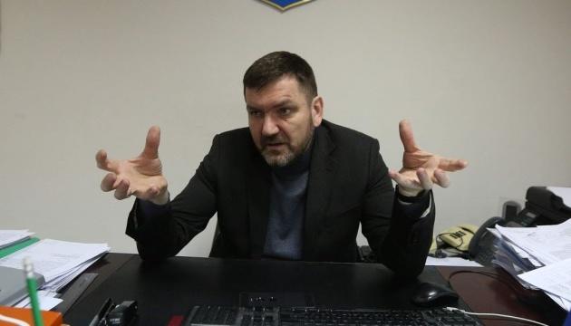 Горбатюк оспаривает увольнение из ГПУ в Окружном админсуде