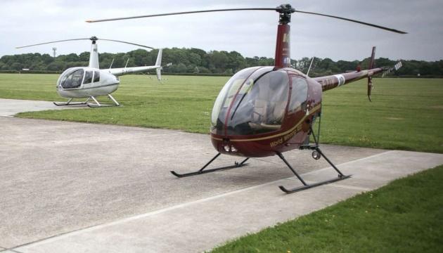 В Техасе столкнулись вертолеты, есть погибшие