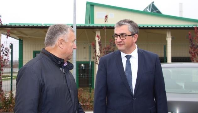 Голова Вінницької ОДА відвідав сучасне підприємство європейського зразка «Villa Milk»