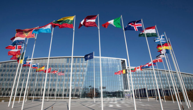 Делегация Минобороны начала визит в штаб-квартиру НАТО