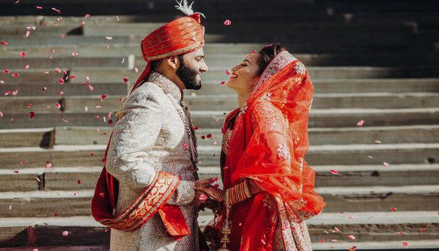 Незвичайні весільні обряди світу