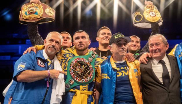 """Ломаченко отримав статус """"франчайзингового"""" чемпіона WBC"""