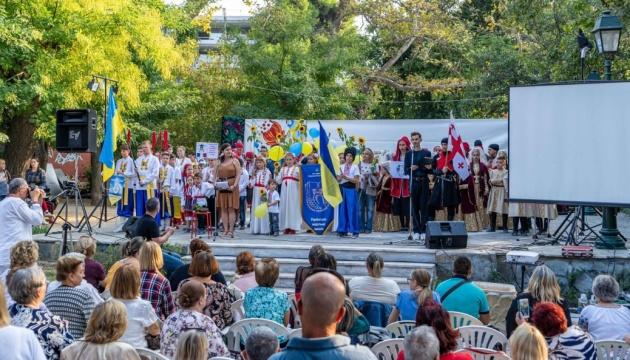 В Афінах утретє відбувся Cossack Art Festival