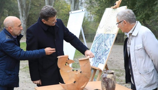 Запорізькі археологи виявили залишки стародавньої фортеці