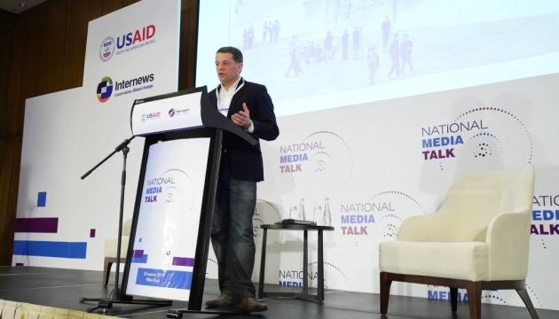 Сущенко закликає журналістів бути обережними при висвітленні теми політв'язнів