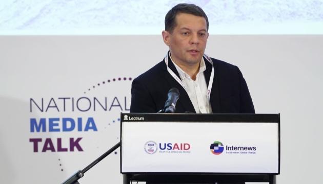 Українські ЗМІ відрізняються від російських, як Сатурн і Уран - Сущенко