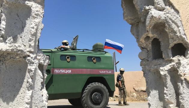 Росія відправила в Сирію 300 поліцейських із Чечні