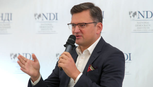 """Кулеба назвав гендерну умову українського """"економічного дива"""""""
