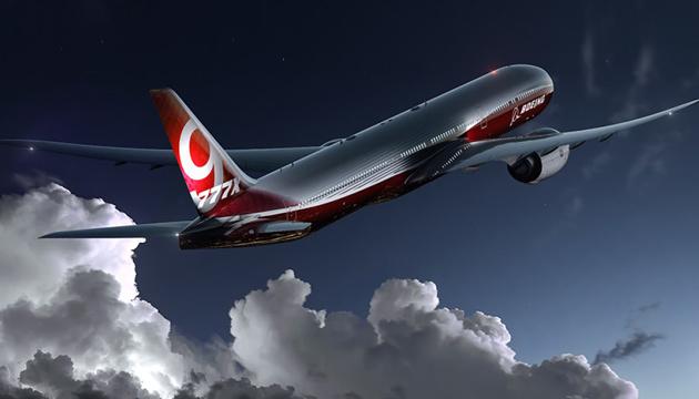 Штати перевірять усі Boeing-777 після відмови двигуна в одному з них