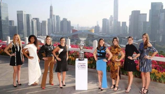 Світоліна зіграє у групі з Плішковою, Андреєску і Халеп на WTA Finals