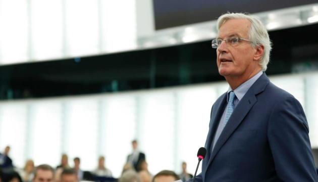 ЄС готовий запропонувати Британії найкращу угоду, але є дві умови - Барньє
