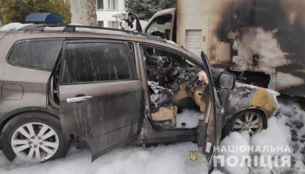 На Одесчине подожгли авто таможенника и сканер за миллионы долларов - СМИ