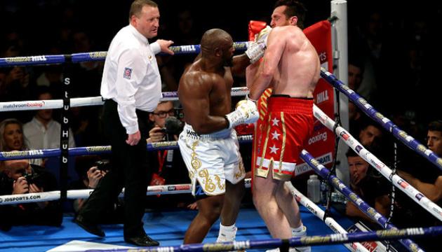 Бокс: Чісора нокаутував Прайса і може стати суперником Усика