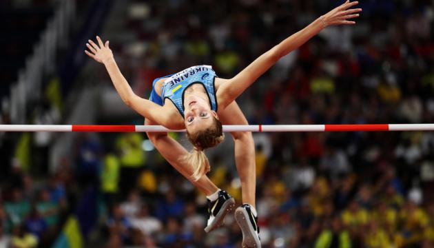 Ярослава Магучіх – краща молода легкоатлетка Європи-2019