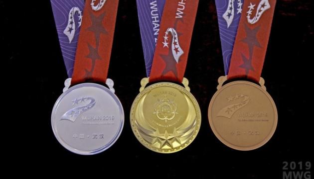 Les Ukrainiens remportent 33 médailles aux Jeux Mondiaux Militaires en Chine