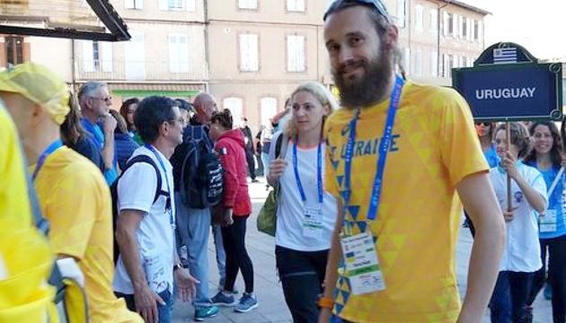 Андрій Ткачук із рекордом України виступив на ЧС з 24-годинного бігу