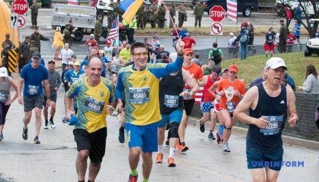 Для чого пораненим українцям американський марафон?
