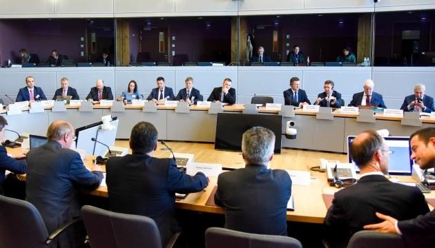 Газовые переговоры: ЕС предложил схему транзитного договора между Украиной и Россией