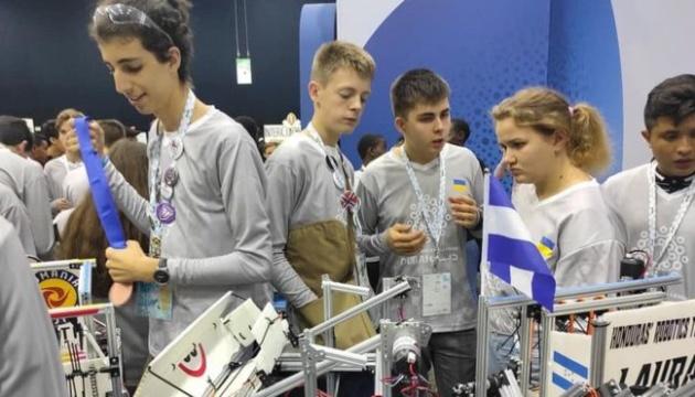 Українські школярі увійшли до ТОП-10 всесвітньої олімпіади з робототехніки
