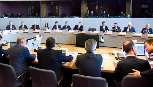 Négociations sur le gaz: l'UE a proposé un régime d'accord de transit entre l'Ukraine et la Russie