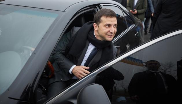 Побачити на власні очі: Зеленський хоче відвідати всі області України
