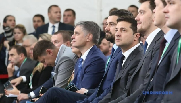 Ukrainian foreign minister: Zelensky ready to meet with Putin