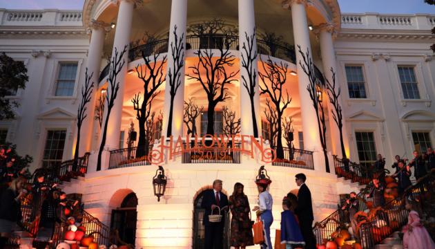 У Білому Домі відсвяткували Геловін