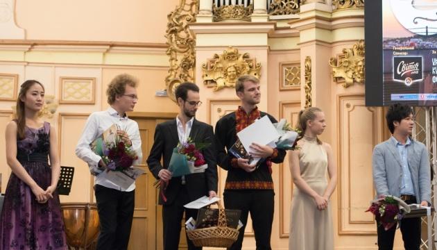 Міжнародний конкурс скрипалів Олега Криси назвав переможців